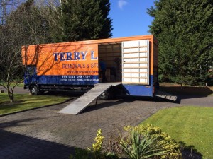 Office Removals in Lancashire